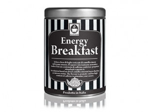 The and Tisane  for the system The and herbal teas  Caffè Bonini Energy Breakfast