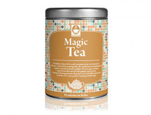 The and Tisane  for the system The and herbal teas  Caffè Bonini Magic Tea