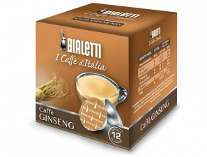 Original Coffee Capsules for the system Bialetti Mokespresso Bialetti Ginseng
