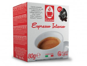 Compatible Coffee Capsules for the system Caffitaly Professional Caffè Bonini Intenso