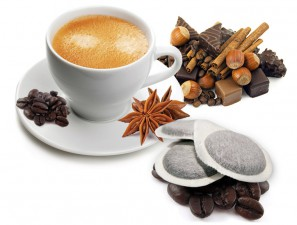 Compatible Flavored Coffee Pods for the system ESE 44mm Caffè Bonini Kit assaggio aromatizzati