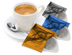 Compatible coffee pods Kit assaggio ESE 44mm