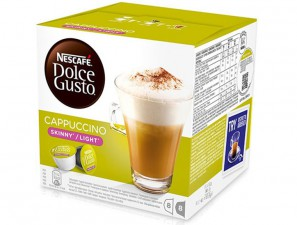 Capsule Original Drinks for the system Dolce Gusto Nescafè Cappuccino Light