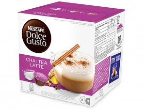The Original Herbal teas and capsules for the system Dolce Gusto Nescafè Chai Tea Latte