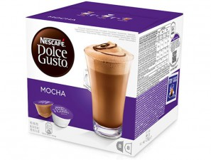Capsule Original Drinks for the system Dolce Gusto Nescafè Confezione Mocha