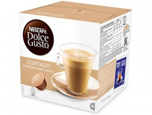 Capsule Original Drinks for the system Dolce Gusto Nescafè Cortado