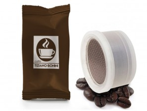 Compatible Coffee Capsules for the system Espresso Cap Termozeta Caffè Bonini Classico