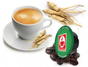 Capsule Compatible Drinks for the system Lavazza a Modo Mio Caffè Bonini Ginseng