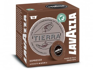Lavazza ¡Tierra! Intenso