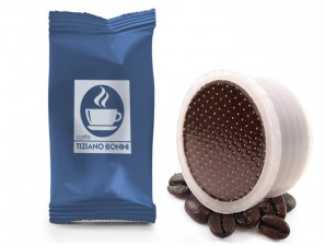 Compatible Coffee Capsules for the system Lavazza Espresso Point Caffè Bonini Decaffeinato