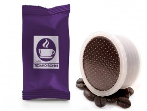 Compatible Coffee Capsules for the system Lavazza Espresso Point Caffè Bonini Forte