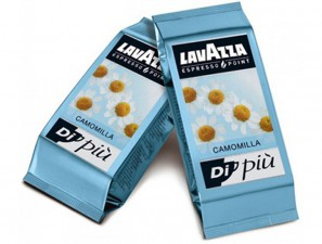 The Original Herbal teas and capsules for the system Lavazza Espresso Point Lavazza Camomilla