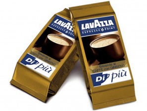 Capsule Original Drinks for the system Lavazza Espresso Point Lavazza Ginseng