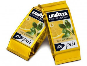 The Original Herbal teas and capsules for the system Lavazza Espresso Point Lavazza Te al Limone