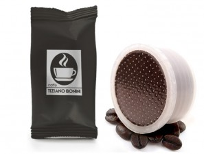 Compatible Coffee Capsules for the system Lavazza Espresso Point Caffè Bonini RISTRETTO