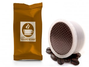 Compatible Coffee Capsules for the system Lavazza Espresso Point Caffè Bonini O' Vesuvio