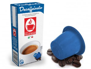 Compatible Coffee Capsules Decaffeinated Nespresso