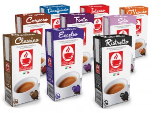 Compatible Coffee Capsules Gourmet Kit Nespresso