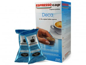 Accessories for the system Espresso Cap Termozeta Termozeta Decaffeinato