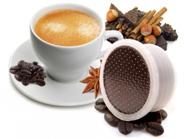 Personalise your kit Flavored Coffee Capsules Compatible