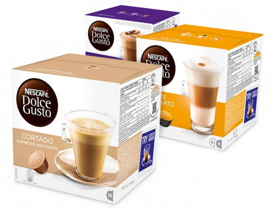 Capsule Original Drinks Dolce Gusto Personalise your kit