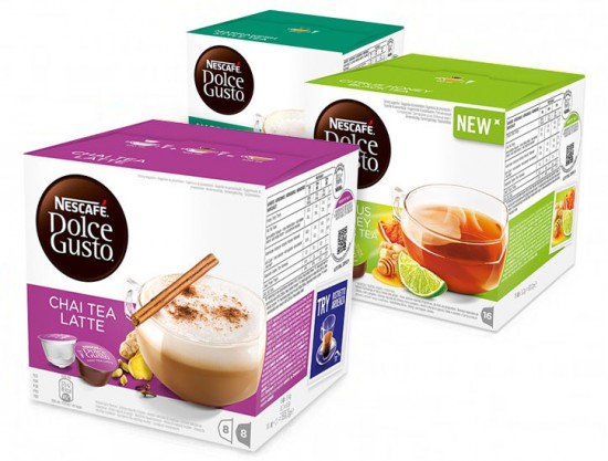 The Original Herbal teas and capsules Dolce Gusto Personalise your kit