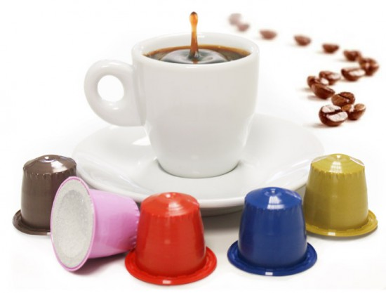 Compatible Coffee Capsules Nespresso Personalise your kit